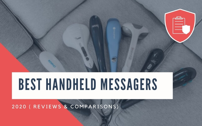 Best Handheld Massagers 2020