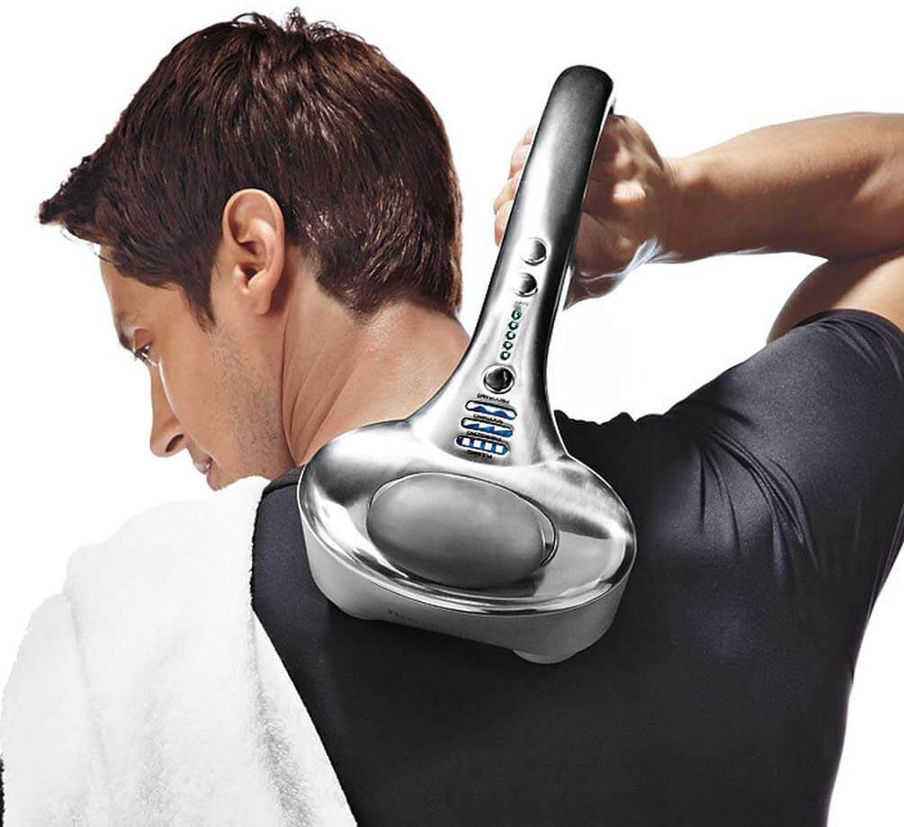 Brookstone Max 2 Best Percussion Massager