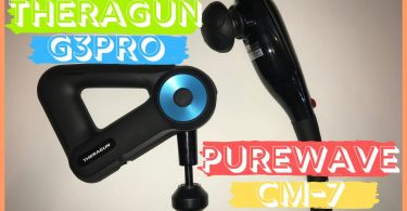 Purewave vs theragun massager
