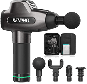 Renpho Massage Gun Review