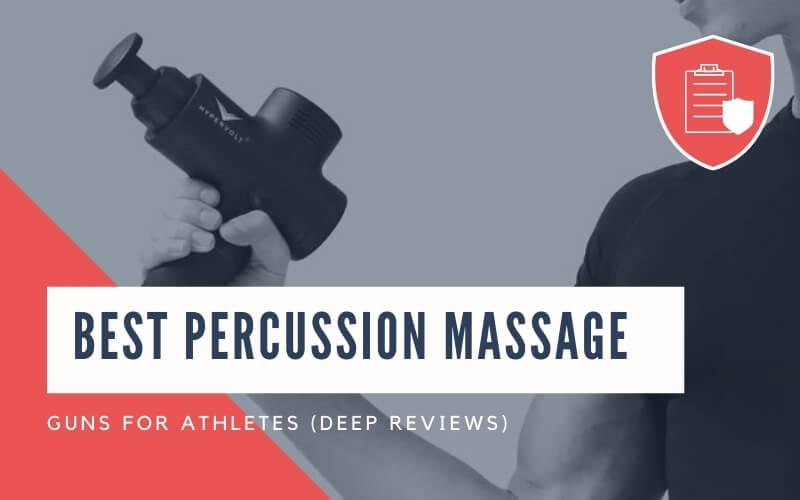 Best Percussion Massage Guns for Athletes (Deep Reviews)