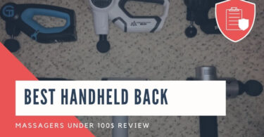 Best Handheld Back Massagers under $100