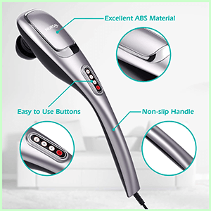 Best Handheld Deep Percussion Massager