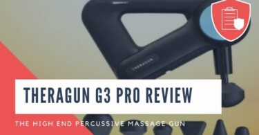 High End Percussive Massage Gun