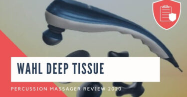 Wahl Deep Tissue Percussion Massager Review 2020