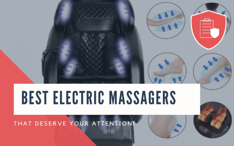 Best Electric Massagers