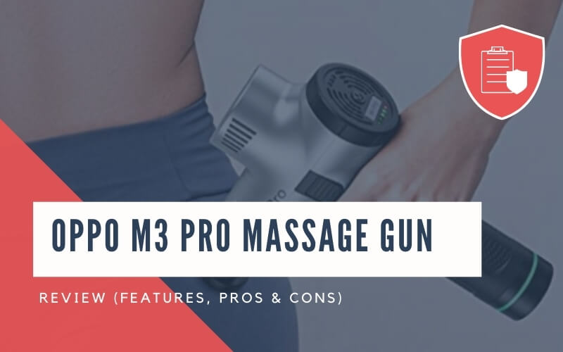 Best Massage Gun Review- (features, Pros & Cons)